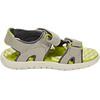 Timberland Perkins Row 2-Strap Sandals Kids Medium Grey